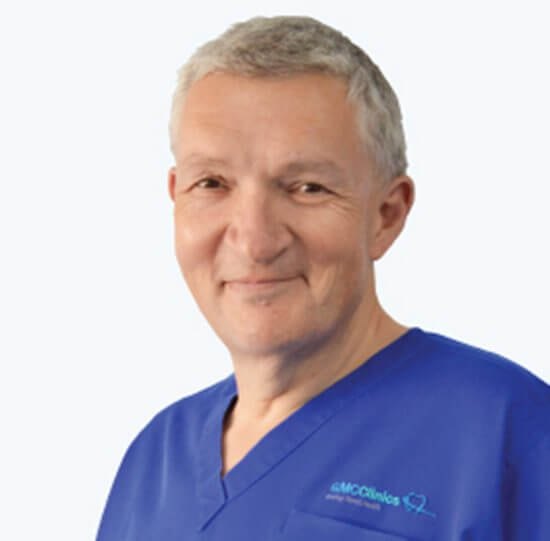 Dr. Bernard Alliot PERIODONTIST AND IMPLANTOLOGIST