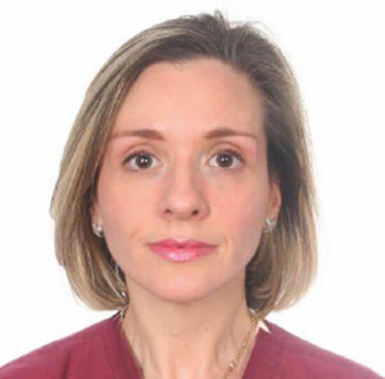 Dr. Maria Morales ENDODONTIST