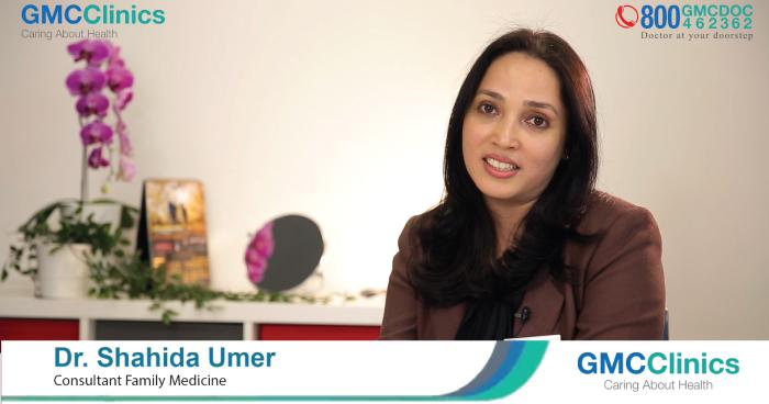 Dr. Shahida Ummer – Corona Virus Prevention