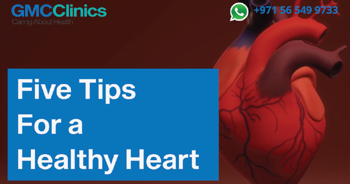 Did You Know 5 Tips For a Healthy Heart