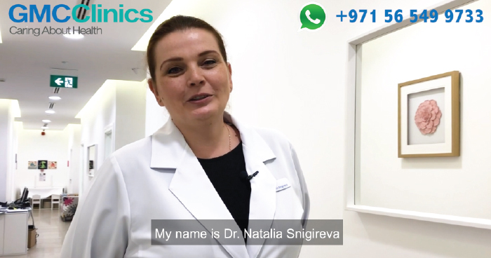 Dr. Natalia Snigireva – Specialist Obstetrics and Gynaecology (Russian)