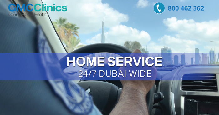 800GMCDOC (Home Healthcare Service In Dubai)