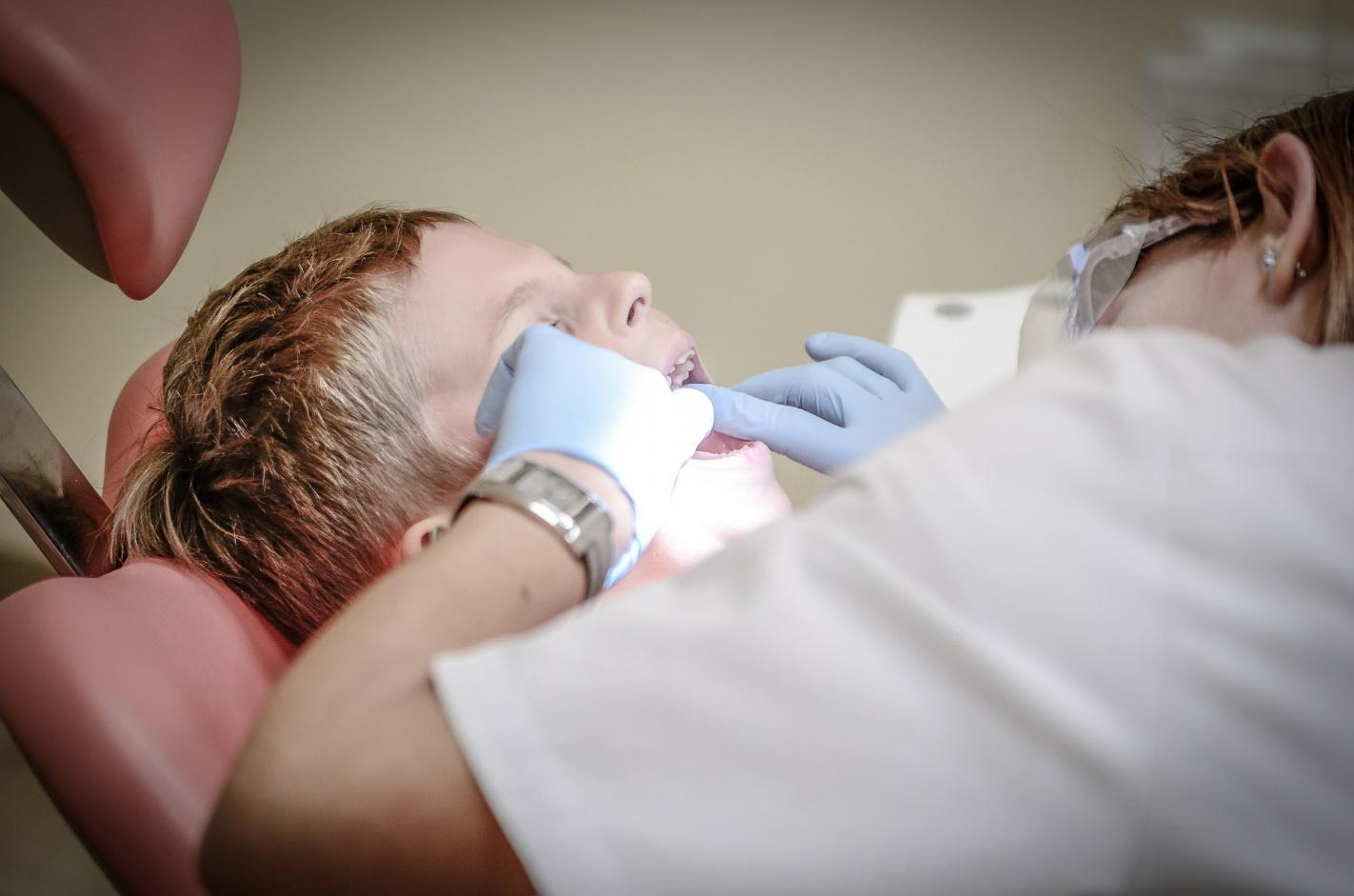First Pediatric Orthodontist Visit in Dubai